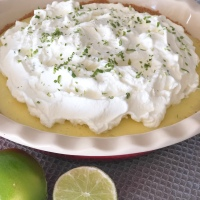 Key Lime Pie without the Key